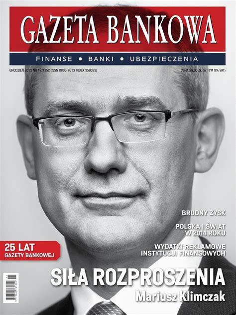 Gazeta Bankowa - e-wydanie - 12/2013 - NEXTO.PL