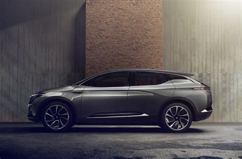 byton s electric suv concept is another stab at the future of cars the verge
