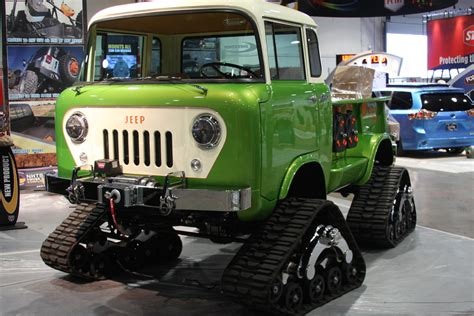 jeep forward control sema 5 coolest jeeps at sema 2014 i jeep in miami