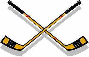 Crossed Field Hockey Sticks - ClipArt Best
