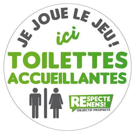 toilettes accueillantes dans 32 233 tablissements publics de