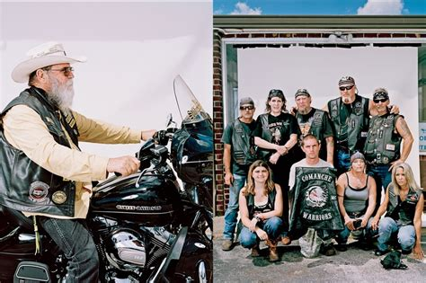 The Story Of The Texas Biker Gang