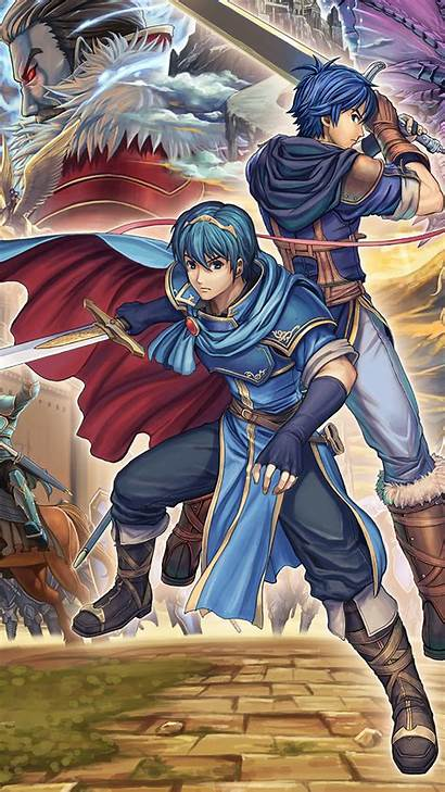 Emblem Fire Heroes Iphone Team Roy 3wallpapers
