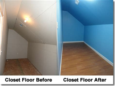 how to increase home value converted storage closet