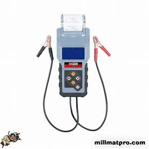 Testeur De Batterie Professionnel : testeur de batterie avec imprimante ks tools ~ Melissatoandfro.com Idées de Décoration