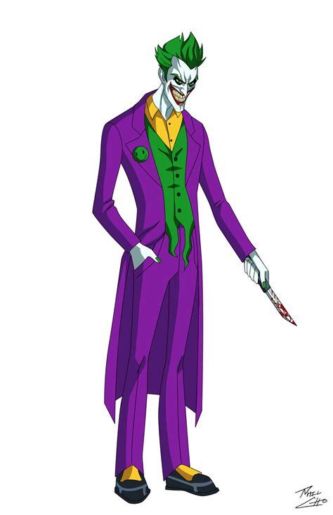 joker  clown prince  crime  phil cho  deviantart
