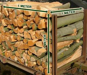 1 Tonne Holzbriketts Entspricht Wieviel Ster Holz : raummeter wikipedia ~ Frokenaadalensverden.com Haus und Dekorationen