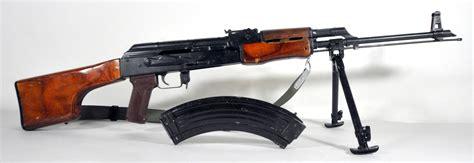 Maadi Rpk With Bipod 7.62x39. The Rpk Is A 7.62x39mm Light