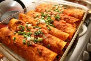 Mexican Food Enchiladas