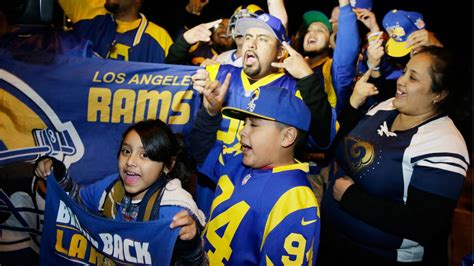 nfls st louis rams headed  la chargers  follow