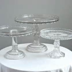 vintage wedding cake stands jeni sandberg 20th century design vintage wedding cake stands glass milk glass