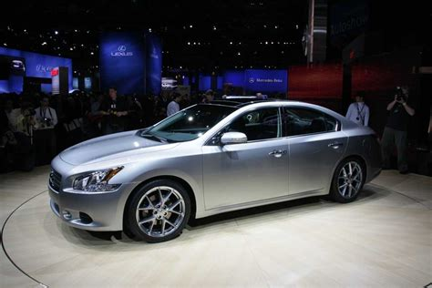 2009 Nissan Maxima Pictures/photos Gallery