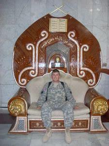 saddams chair travel blog
