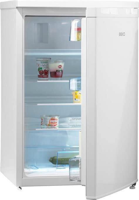 Kleiner Kühlschrank Kaufen by Beko K 252 Hlschrank Tse 1283 84 Cm Hoch 54 5 Cm Breit A