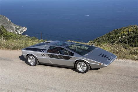 maserati boomerang one of a kind maserati boomerang concept car offered for