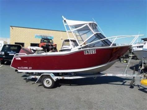 Small Fishing Boats For Sale Gumtree by 57 Best Used Boats For Sale Perth Images On