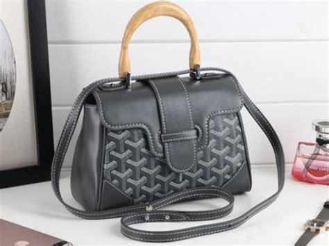 goyard saigon mini bag grey