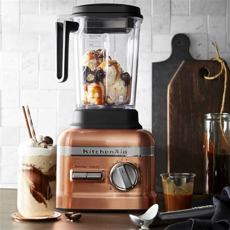 kitchenaid pro  series blender  thermal control