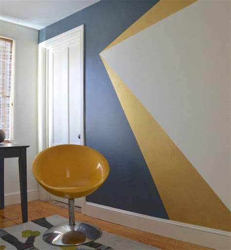 peinture mur de chambre daphnedecordesign la peinture graphique pour sublimer vos