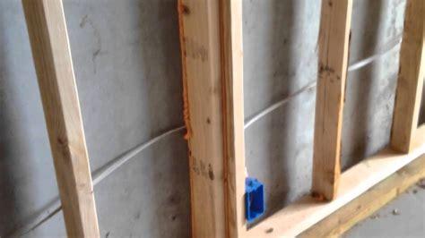 building  home  framing floating walls   basement youtube