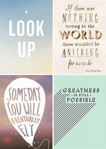 Positive posters the design files australia39s most for Positive posters