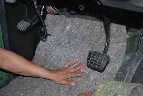 Car Floor Sound Deadening Material Carpet Vidalondon