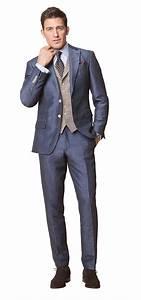 Blauer Anzug Schuhe : dolzer herren anzug blauer leinenanzug mit leichtem glanz und kontrastweste business anz ge ~ Frokenaadalensverden.com Haus und Dekorationen