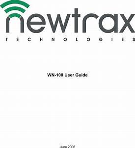 Newtrax Technologies Wn