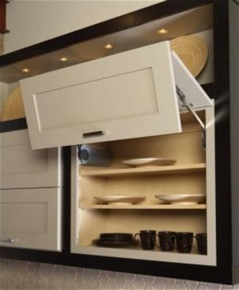Cabidor Classic Storage Cabinet White by Vertical Hinge Wall Cabinets Contemporary Kitchen