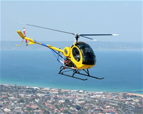 Learn To Fly A Helicopter In Melbourne  30 Minutes