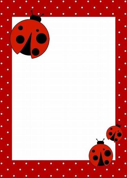 Ladybug Birthday Invitation Printables Themed