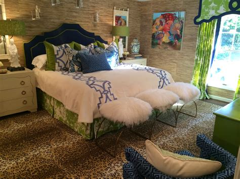 glam pad palm beach chic  parker kennedy living