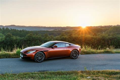 Aston Martin Db11 Ready For Us Debut At Pebble Beach Event