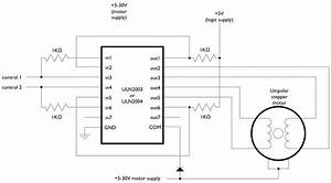 Stepper Motor With Driver  28byj