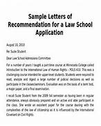Sample Law School Letter Of Recommendation 6 Examples Law School Letters Of Recommendation Sample Letter With Sample Law School Letter Of Recommendation Free Cover Letter Letter Of Recommendation For Law School Letter Of