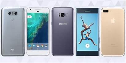 Smartphone Smartphones China Selling Brands Phones Five