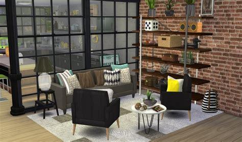 chambre style loft industriel salon style industriel 8 d233co loft moderne industriel