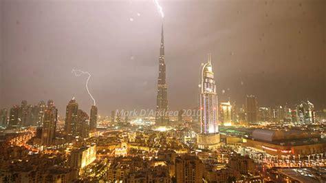 thunderstorm  dubai  youtube