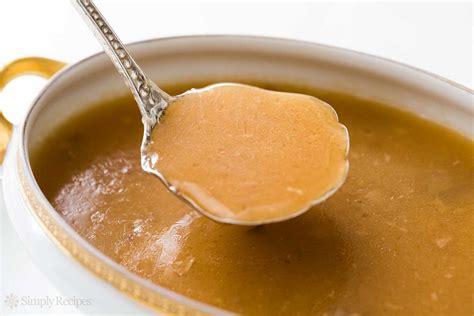 recette cuisine basque gravy recipe how to gravy simplyrecipes com