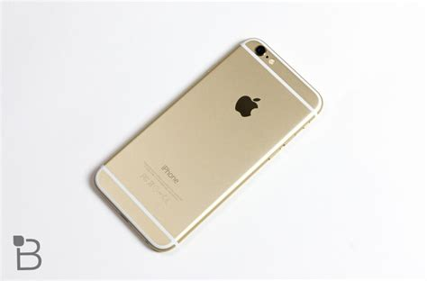 iphone gold apple is relaunching the iphone 6 in gold with 32gb of storage