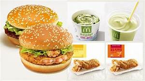 These International McDonalds Menu Items Might Save The ...