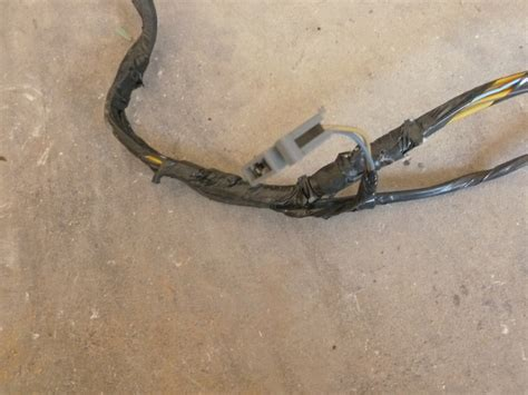 1998 Ford Expedition Wiring Harnes by 1998 Ford Expedition Xlt Door Wiring Harness Rear Left