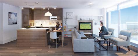 small open kitchen floor plans افزایش فضا در آپارتمان های کوچک با تغییر دکوراسیون پویا آرل 8122