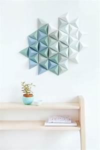 Sculpture Murale Design : 20 extraordinary smart diy wall paper decor free template included ~ Teatrodelosmanantiales.com Idées de Décoration