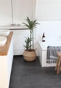 Graue Fliesen Welche Wandfarbe : projekt badezimmer selbst renovieren ist fast ~ Lizthompson.info Haus und Dekorationen