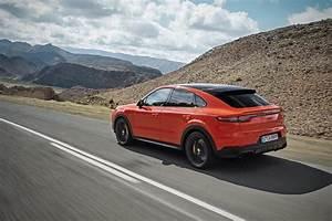 Porsche Sobrepone El Dise U00f1o A La Funcionalidad En La Cayenne Coupe