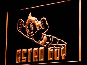 Astro Boy LED Neon Sign