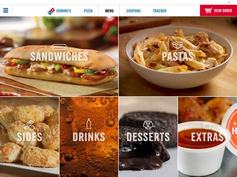 domino cuisine domino s launches its pizza ordering app for with 3d custom pizza builder techcrunch