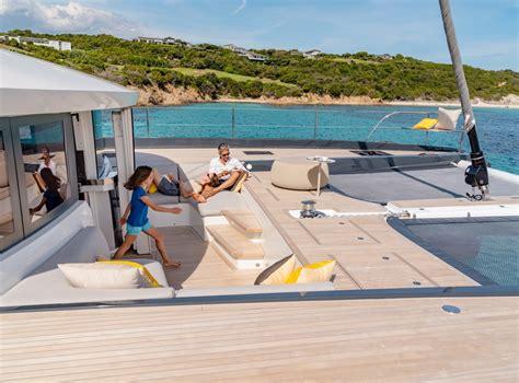 Catamaran Charter South Of France by Joy Yacht Charter Superyacht News