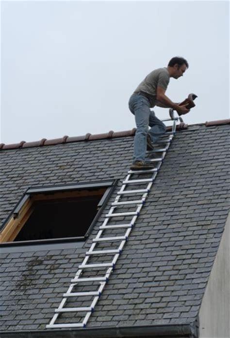echelle pour tous toits atrium construction